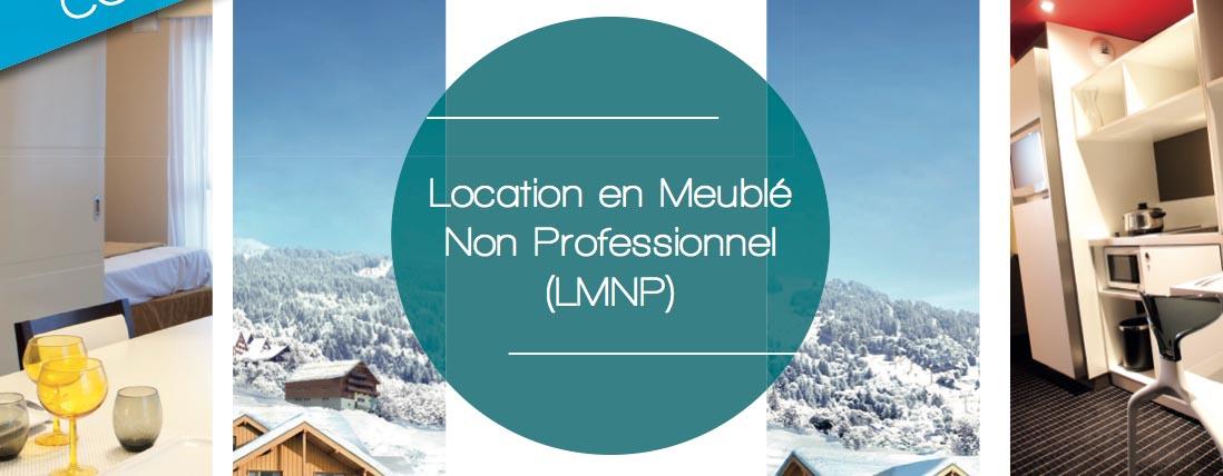 statut LMNP, Loueur en Meublé Non-Professionnel, location en résidence